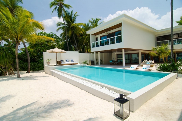 4 BEDROOM BEACH RESIDENCES
