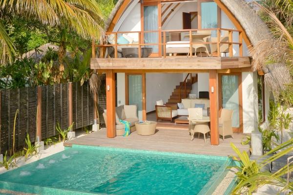 Duplex Pool Villas