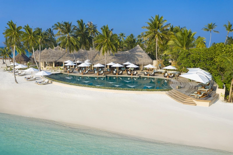 The Nautilus Resort Maldives
