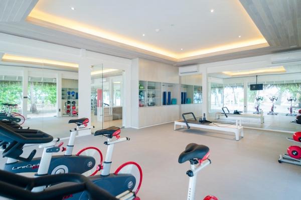 Gym, Indoor & Outdoor