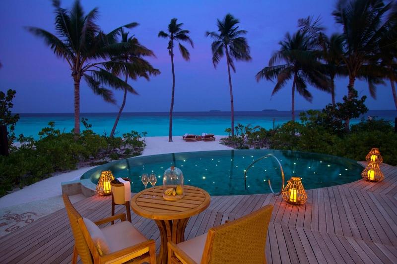 Beach Pool Villas
