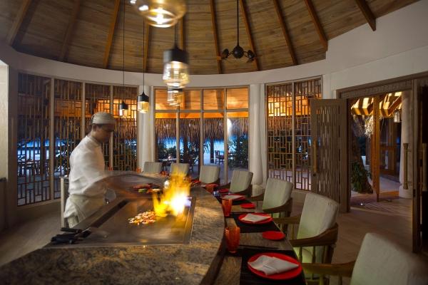 Shoreline Grill Chef's Table