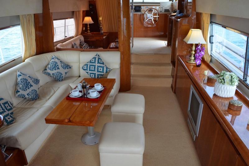 Yacht Fascination Maldives