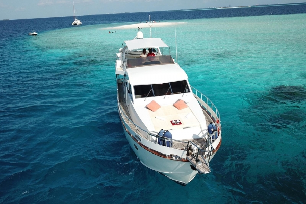 Yacht Fascination Maldives