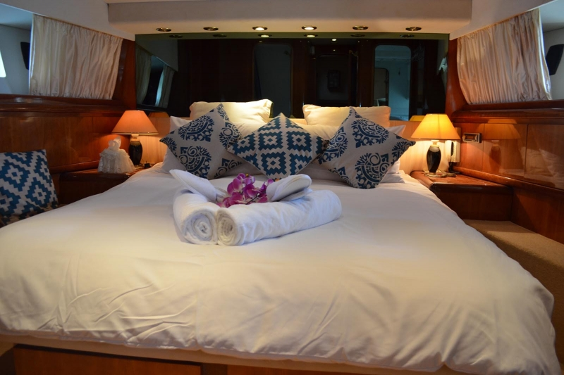 Deluxes King Cabin