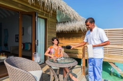 02 Nights Beach Suite + 02 Nights Lagoon Suite with Seaplane transfer